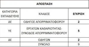 apospaseis